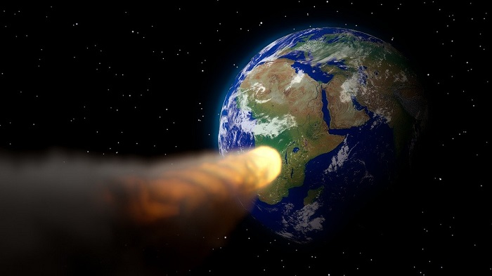 1998 OR2 -  A massive asteroid that will make a close approach to Earth on April 29, 2020