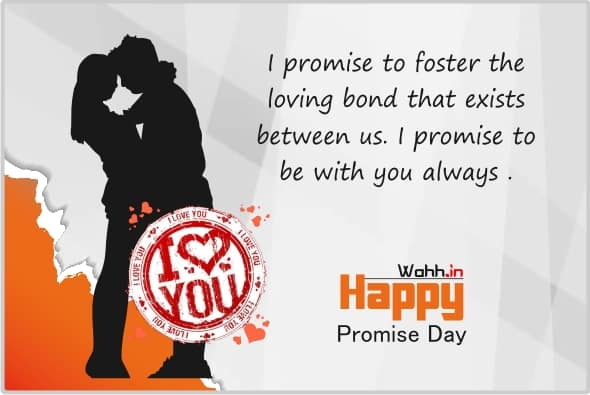 promise day shayari for  Wife