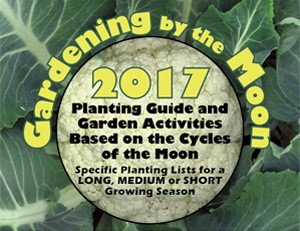 Have you ever tried the method of planting by the moon? by Sandy Hollingsworth