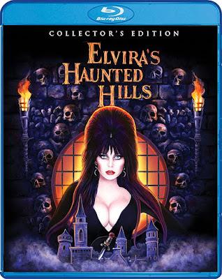Elviras Haunted Hills Bluray Collectors Edition