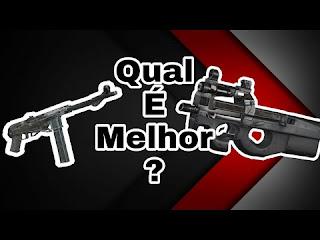 MP40 ou P90