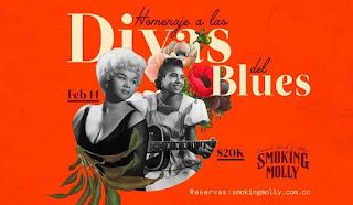 CONCIERTO Divas del blues