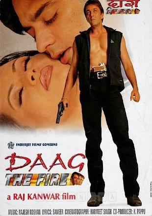 Daag: The Fire 1999 Full Hindi Movie Download