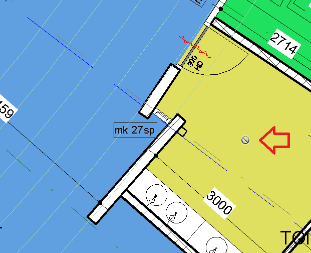 Spot Elevation In Plan Revit : Revit tips spot elevation in plattegrond met color scheme