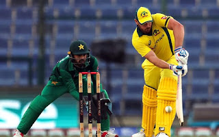 Pakistan vs Australia 3rd ODI 2019 Highlights
