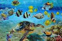 hewan di laut