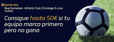 william hill promo Real Sociedad vs Athletic 9 febrero 2020