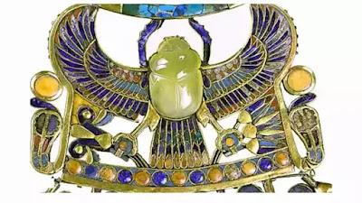 Tutankhamun tomb treasures