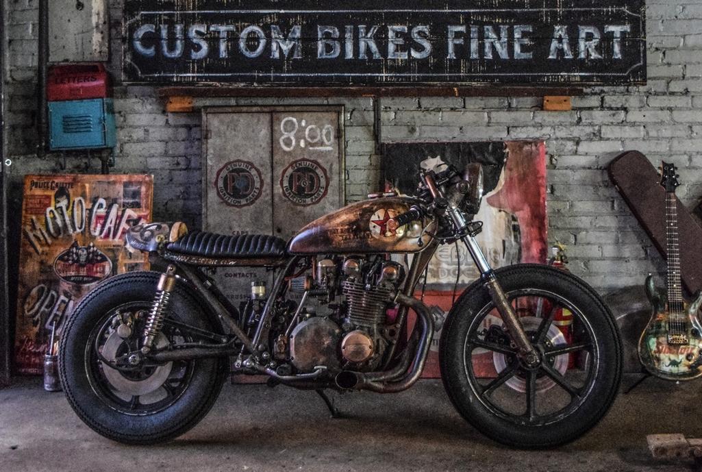 Joe Morris Of J Moto Gallery Kawasaki