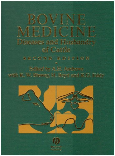 Bovine Medicine Diseases and Husbandry of Cattle 2nd Edition  - WWW.VETBOOKSTORE.COM