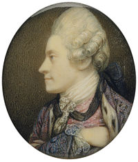 Self Portrait by Richard Cosway, 1770