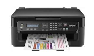 Epson WF-2510 Download Treiber Windows Und Mac