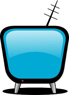 تناول الطعام أمام التلفزيون