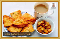 Indian Teatime Snack - Nimki