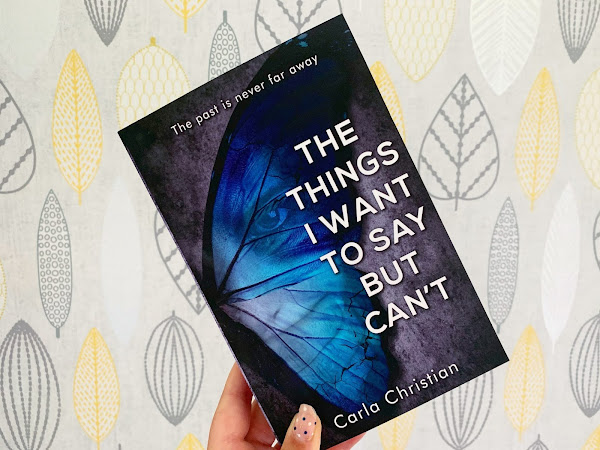 The Things I Want To Say But Can't by Carla Christian | Book Tour Review
