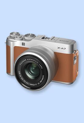 FujiFilm Mirrorless Digital Camera