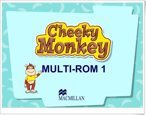 """Cheeky Monkey 1"" (Inglés de Infantil de 4 años)"