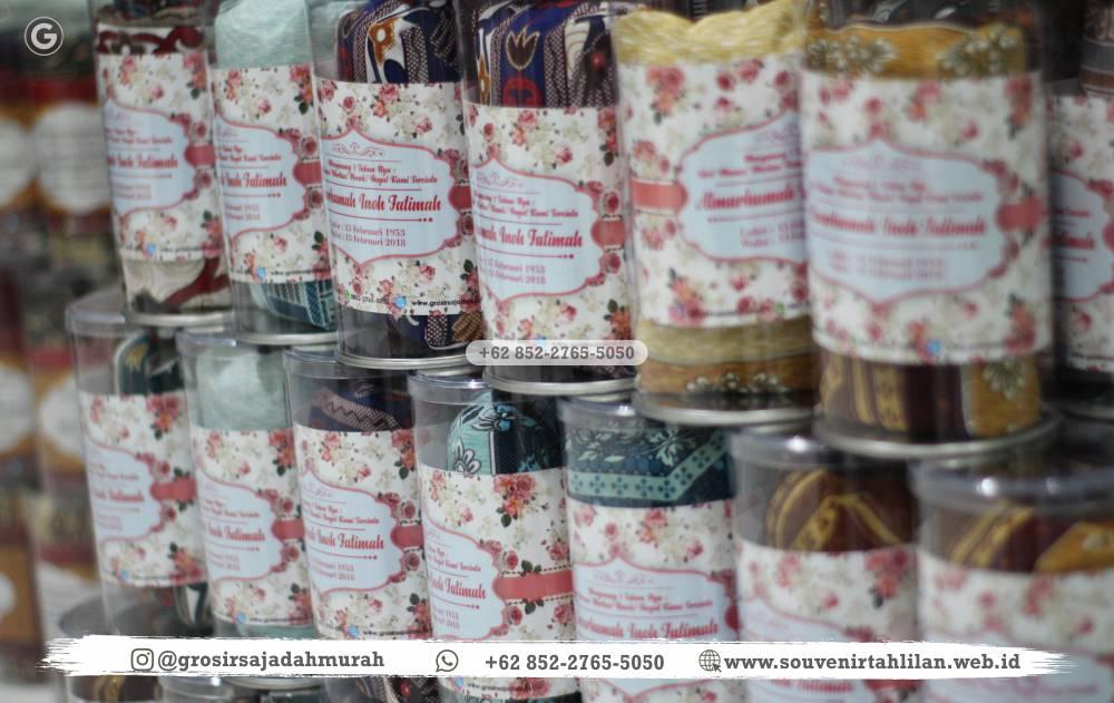 Souvenir Tahlilan 1000 Hari | +62 852-2765-5050