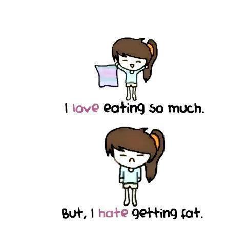 Makan Banyak Tapi Kurus, Ini Rahsianya!
