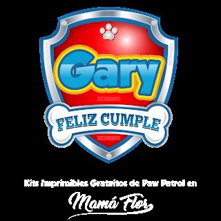 Logo de Paw Patrol: Gary