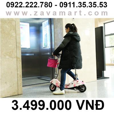 Hướng dẫn sạc ắc quy xe điện mini E-Scooter