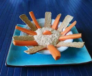 Cómo hacer el humus de garbanzos