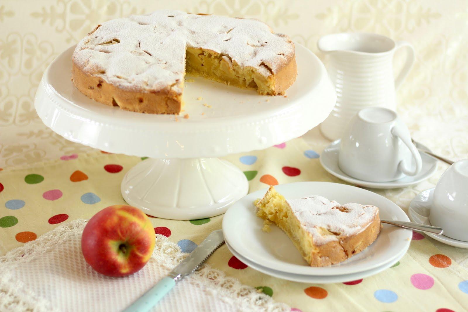 Kinderleichter, schneller Apfelkuchen mit Dorothea | Rezept und Video von Sugarprincess