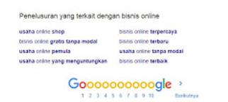 Tips Ampuh Agar Blog Bisa Masuk Page One Google 4