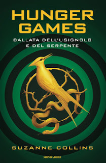 hunger games ballata dell'usignolo e del serpente