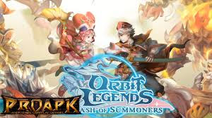 Orbit Legends MOD v3.2.5 Apk Terbaru