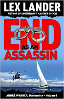 End as an Assassin Cover