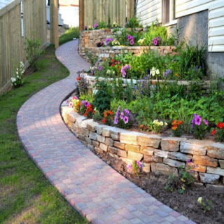 Bahçe Dekorasyonu İçin Fikirler