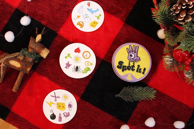 Spot it dobble jeu Asmodee Canada société party jeux