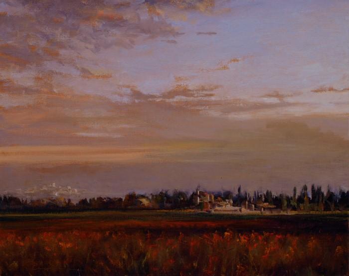Великолепные пейзажи. William Berra 15