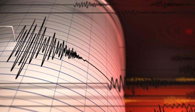 Ισχυρός σεισμός τώρα στην Τουρκία 5,7 Ρίχτερ
