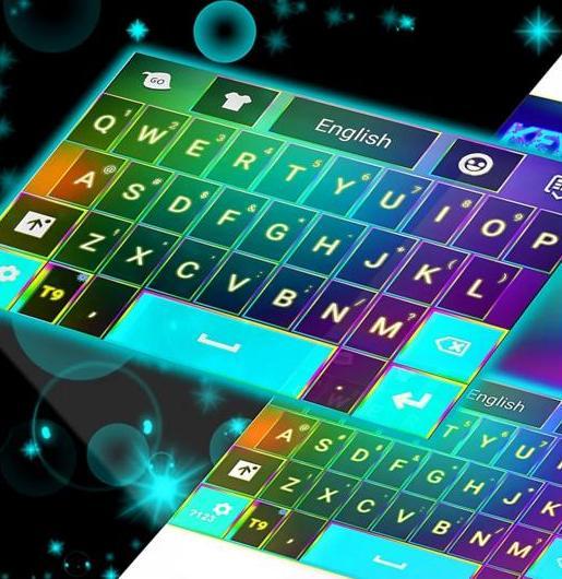 Kenapa kau tidak mengganti tema keyboard android dengan warna yang berbeda Cara Praktis Membuat Keyboard Android Menjadi Berwarna Keren