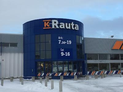 K-Rauta, K- raudan tuotteet, K- rauta verkkokauppa