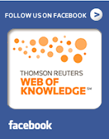 Follow Thomson Reuters and Web of Knowledge on Facebook http://www.facebook.com/pages/Web-of-Knowledge/119687984715358