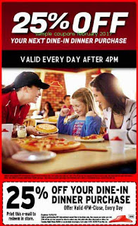 Pizza Hut coupons for february 2017