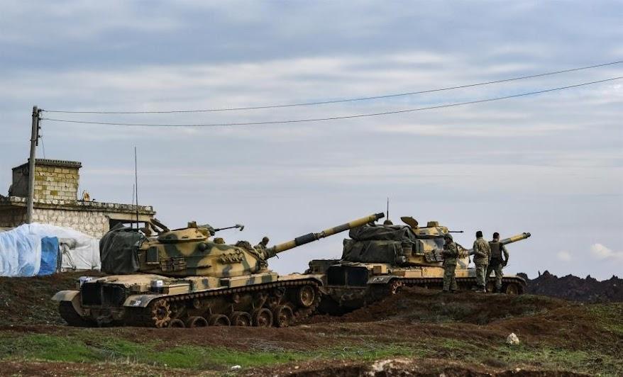 Σκοτεινές συναλλαγές στα σύνορα Τουρκίας - Συρίας