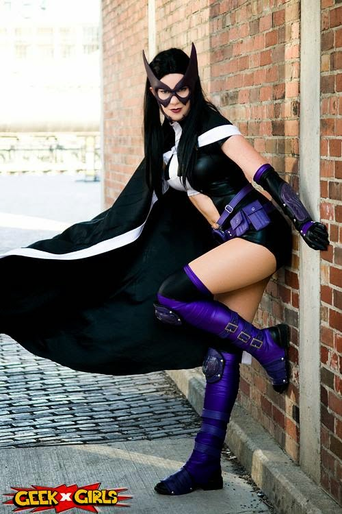 Gilly Kins Cosplay - Huntress