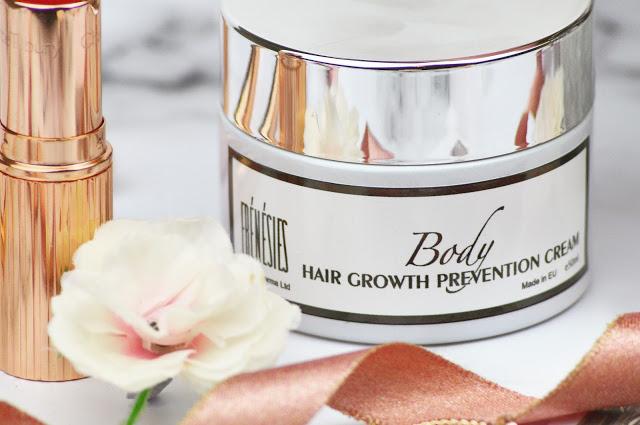 First Impressions Friday | Testing Frénésies Natural Hair Removal Cream | Lovelaughslipstick Blog