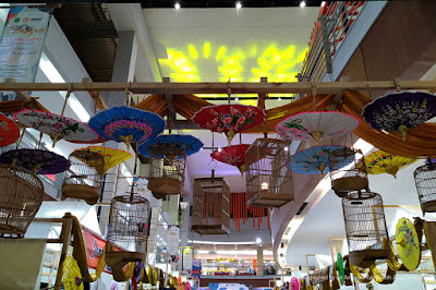Priangan weekend market venue in Asia Plaza Tasikmalaya