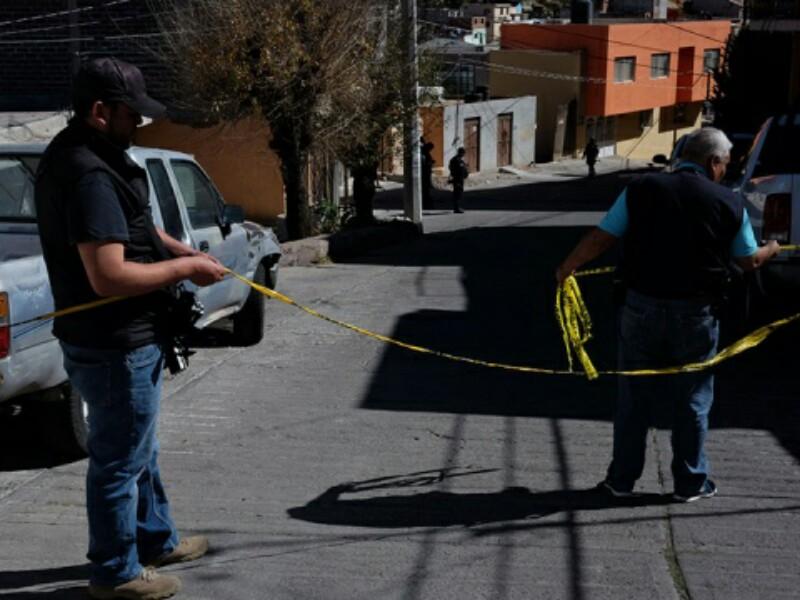 En ataque a policía, matan a mujer y hieren a niña en Zacatecas