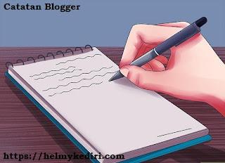 Catatan blogging dipertengahan tahun 2019