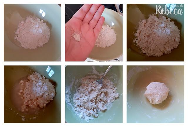 Quince coca recipe: the previous ferment