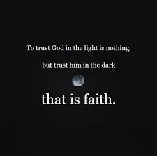 Trust The Light - Our Daily Bread ODB + Insight: 8 February 2021