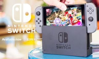 Nintendo Switch Introduction