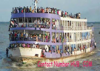 Dhaka Barishal Dhaka All Launch Contact Number images