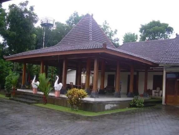 Gambar Rumah Joglo Jawa Tengah